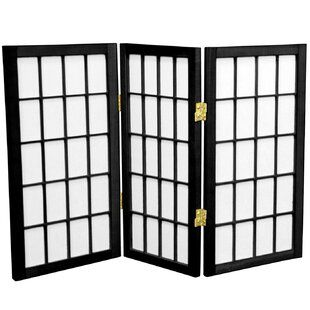 World Menagerie Marla 6 Panel Room Divider Wayfair In 2020 Room Divider Shoji Screen Shoji Room Divider