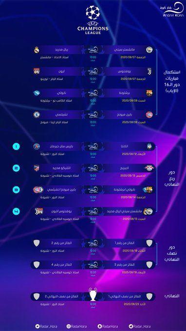 جدول مباريات كأس مصر دور ال16