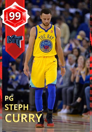 Custom Cards - 2KMTCentral   Steph Curry   Basketball cards