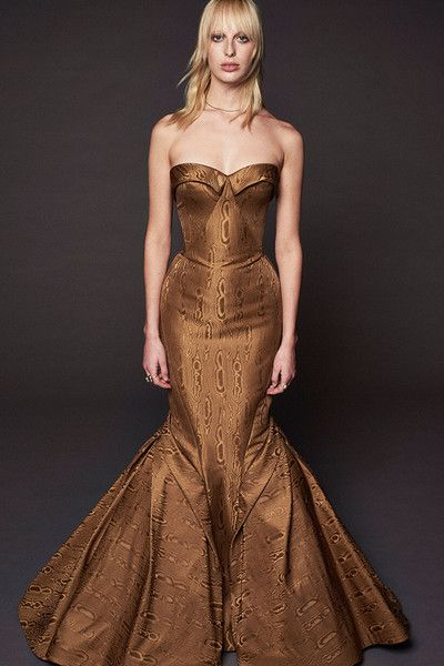 Zac Posen, Resort 2018 - The Most Pinterest Worthy Dresses From Resort 2018 - Photos
