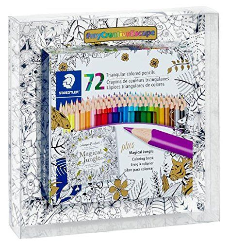 Staedtler Coloring Pencil Wood Colored Pencil 1270set1jb Na