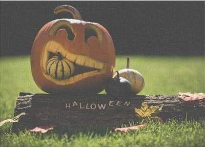 East Urban Home Halloween Cotton Green Area Rug Happy Halloween Pictures Halloween History Outdoor Halloween