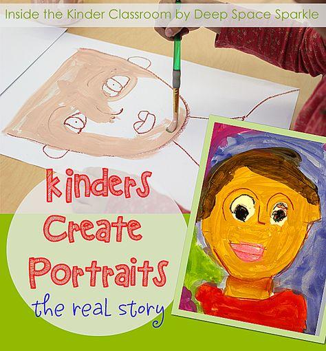 Inside the Kinder Classroom: Portraits