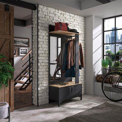 Ivy Bronx Thies 31 9 W Store Hallway Unit En 2020 Meuble Entree Mobilier De Salon Et Meubles En Ligne