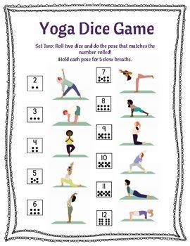 Printable Yoga Video Games For Youngsters With 24 Yoga Poses Kids Yoga Printables Kids Yoga Poses Printable Kids Yoga Games
