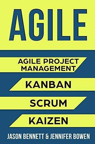 AGILE: Agile Project Management, Kanban, Scrum, Kaizen - Default