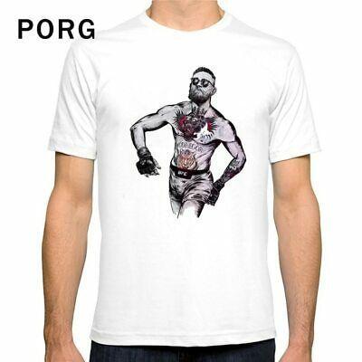 Conor Mcgregor T Shirt Unisex Ufc Champion Famous Walking Ufc T Shirt Mcgregor Shirts Mens Shirts