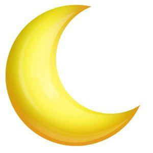 Half Moon Png Clipart Png Mart