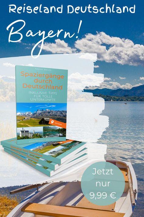 #Heimatliebe – Entdecke die schönsten Regionen in Bayern. Vom Allgäu bis zum Fichtelgebierge