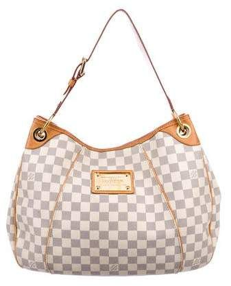 "f7a92d157ad5 Mosh Posh on Instagram  ""Louis Vuitton Damier Azur Artsy MM just in!! Call  us at 813-258-8800 or email us at customerservice mymoshposh.com if you  would ..."