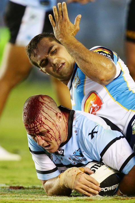 Bryce Gibbs - Cronulla Sharks (rugby)