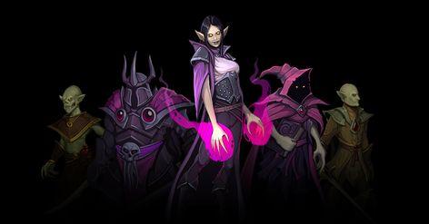Vampires Army Characters