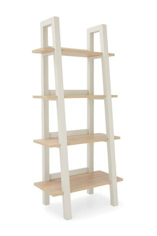 Buy Malvern Ladder Shelf From The Next Uk Online Shop In 2020 Ladder Shelf Shelves Woodworking Projects Diy
