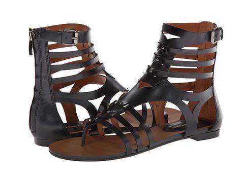 46f94dd75d9 Enzo Angiolini Makalya Black Leather - Zappos.com Free Shipping BOTH Ways