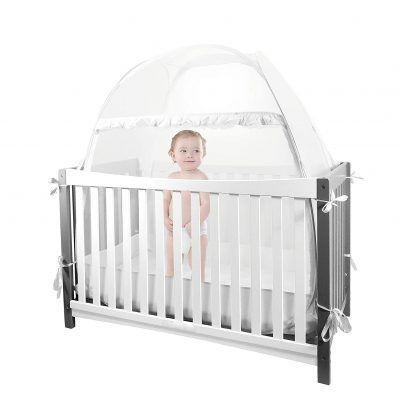 Pin On Top 10 Best Crib Tents In 2020 Reviews
