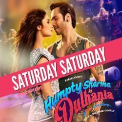 Saturday Saturday Mp3 Song Download