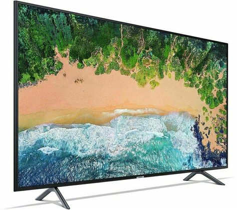 Ebay Led Tv Samsung Ue55nu7099bxzg 138cm 55 Zoll Ultra Hd 4k Led Fernseher Smart Tv Wlan Eek A Led Tv Smart Tv Tv 55 Tv Led 50