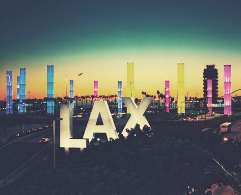 LAX airport in Los Angeles California. Get all the best travel & ticket deals guaranteed @ http://losangeles.buzz