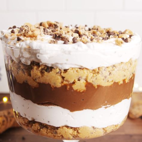 Cookie Dough Trifle