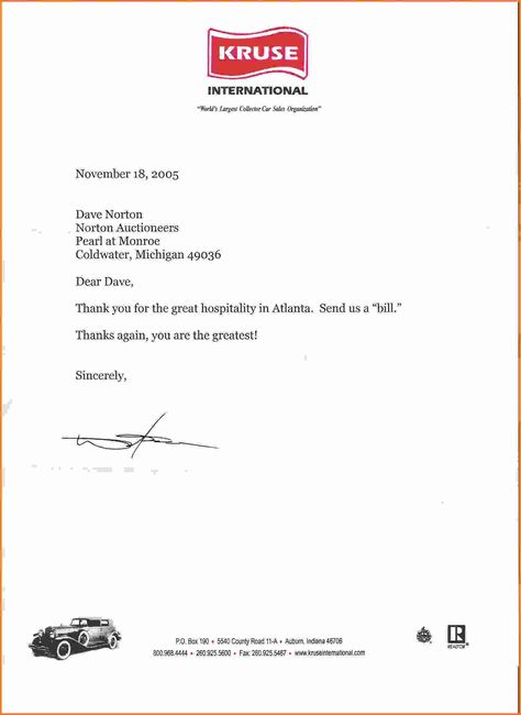 hospitality shantanua thank you note notes letter appreciation from ...