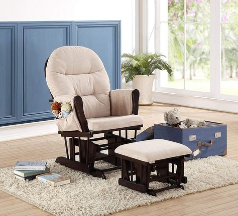 Best Nursery Gliders 2020 (With images) | Glider and ottoman