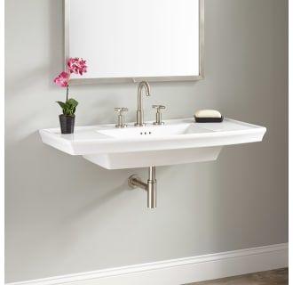 Signature Hardware 937037 Wall Mounted Sink Wall Mounted