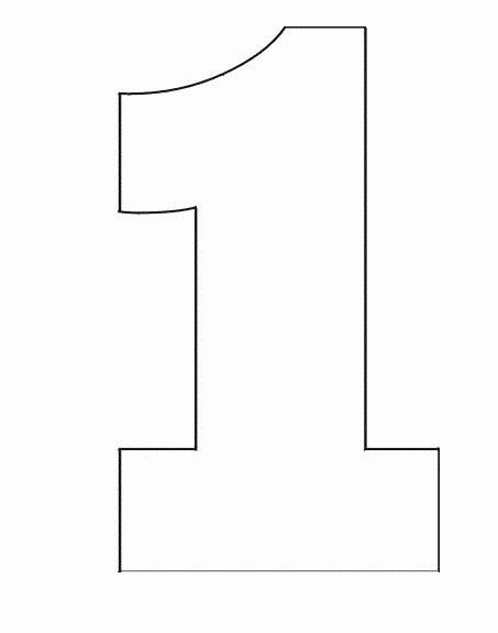 Number One Coloring Page New Coloring Pages Stencil Of Number 1 Birthday Coloring Pages Apple Coloring Pages Coloring Pages