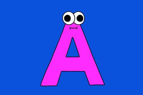 حرف A مزخرف أجمل صور A مزخرف للواتس اب و الفيس بوك بفبوف Alphabet Gif Cool Animations