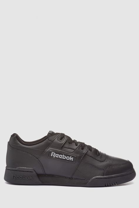 Reebok Black Workout Trainers | All