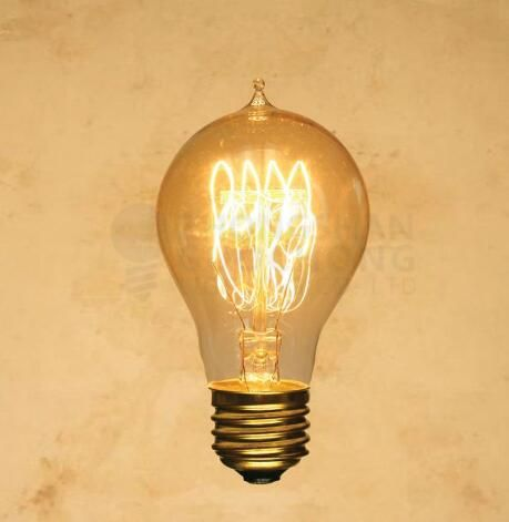 25 Watt Incandescent A19 Vintage Edison Light Bulb In 2020 Decorative Light Bulbs Light Bulb Bulb