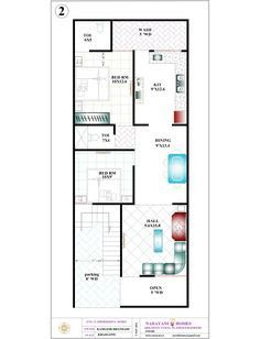 Image Result For House Plan 20 X 50 Sq Ft New House Plans 20x30 House Plans 20x40 House Plans