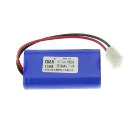 2 X 18650 Li Ion 2200mah 7 4v Protected Battery Pack Rechargeable Battery Charger Battery Battery Charger 12v