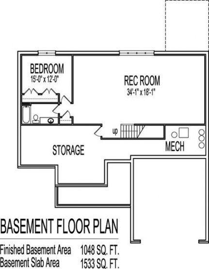 42 Ideas House Simple Plans With Basement House Plans Basement House Plans Basement Floor Plans