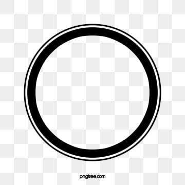 Cercles Noirs Circulaire Clipart De Cercle Noir Cercles Fichier Png Et Psd Pour Le Telechargement Libre Creative Circle Circle Clipart Circle