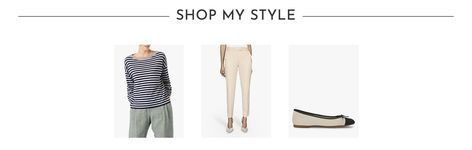 How to wear a stripe jumper in Spring with ballet pumps & white trousers     #ootd #wiw #lotd #over40 #over40fashion #fashion #howtodresswhenyoureover40 #over40style #midlife #whattowear #howtostyle #style #stylingtips #springstyle #looksforspring #springfashion #whattowearinspring #springlooks #springstylingtips #ideasonwhattowearinspring