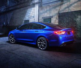 The 2015 Chrysler 200 is not what I expected from the older version. Awesome