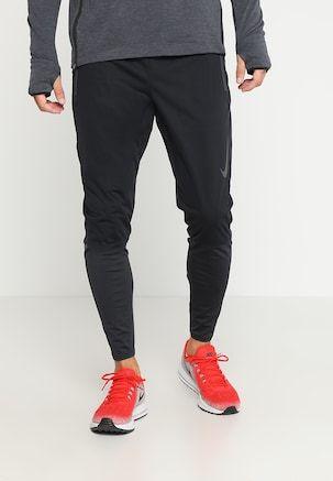 Fuera juicio menú  SHIELD SWIFT RUNNING PANT - Pantalon de survêtement - black/reflective  silver | Pantalon de survêtement, Style vestimentaire homme, Tenue nike