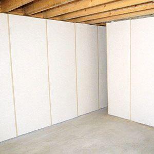 Insulated Basement Wall Panels Basement Wall Panels Basement Walls Unfinished Basement Walls