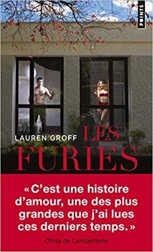 Les Furies Lauren Groff Livre Livres Romantiques