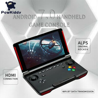 Handheld Gaming Console 5 5 Inch 1280 720 Screen Android Video Game Device New Video Game Devices Handheld Video Games Game Console