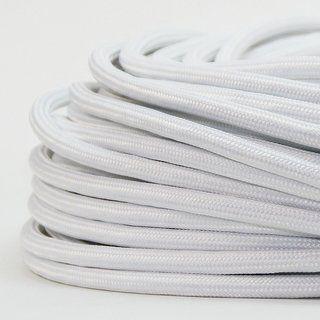 Textilkabel Stoffkabel Weiss 3 Adrig 3x0 75 Zug Pendelleitung S03rt F 3g0 75 Textilkabel Textil Kabel