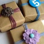 50+ Gift Wrapping Ideas & Inspirations   DIY Crafty Projects