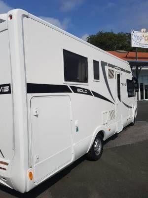 Location Camping Car Integral Cambo Les Bains 64 Fiat Mac