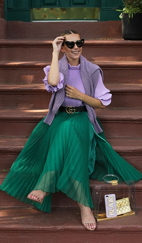 Lilac Green Color Combinations Atlantic Pacific Green Dress Outfit Green Skirt Outfits Green Outfits For Women,Kitchen Garden Window Decorating Ideas