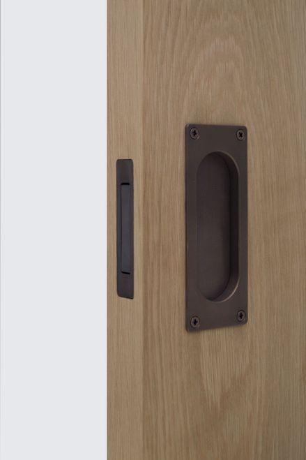 Louey Side Pocket Door Handle Pocket Door Handles Sliding Door Handles Door Handles