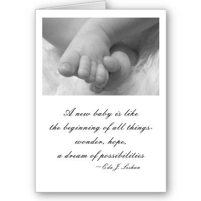 inspirational quotes new baby boy   greeting_card_for_new_baby_with_quote-p137736849917159336z7suj_400
