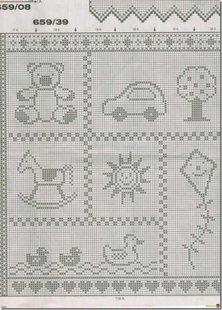 15 New Ideas Baby Blanket Print Knitting Patterns