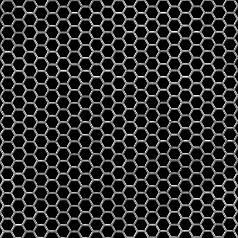Mcnichols Perforated Metal Designer Perforated Hexagonal Honeycomb 2279 Carbon Steel Cold Rolled 22 Gauge 0299 In 2020 Perforated Metal Carbon Steel Perforated