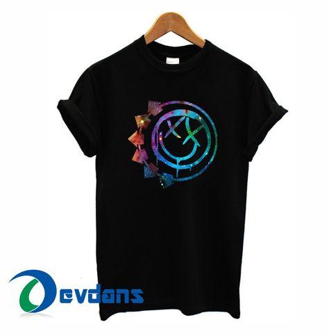 BLINK 182 T-shirt Big Smile Album Logo Tee Baby Infant 6M,12M,18M,24M Black New