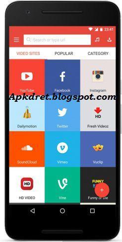 Snaptube Vip 4 58 1 4580301 Apk Video Site Vip Facebook Instagram